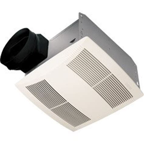 Nutone Premier Ultra Silent Ceiling Exhaust Bath Fan Sound Level 1 5 Sones 130 Cfm