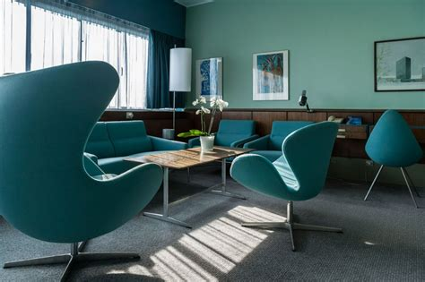 room 606 horror architecture arne jacobsen the forefather of modernism ultra swank
