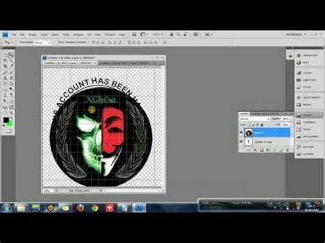 cara membuat kolase di photoshop cs4 cara membuat tulisan melingkar di photoshop cs4 youtube