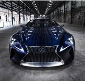 Lexus LF LC Concept Confirmed For Production Report