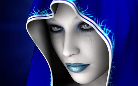 Wallpaper Blue Girl | blue dreams fantasy girl hd wallpaper hd latest wallpapers