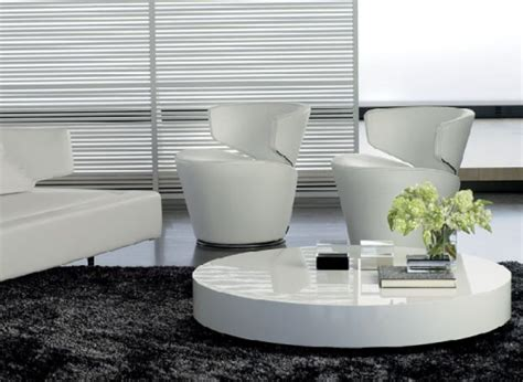 White Tables For Living Room Leather Armchairs For White Living Room Furniture