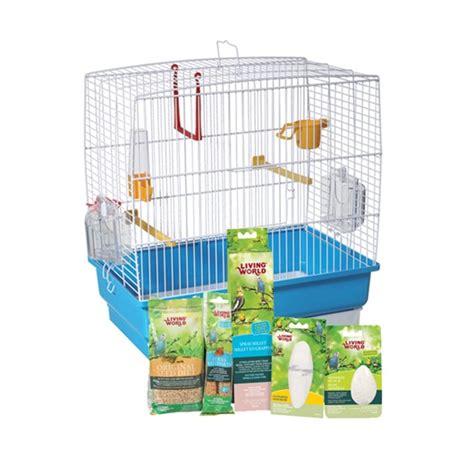 Hegen Complete Starter Kit living world has a starter kit for your new small bird