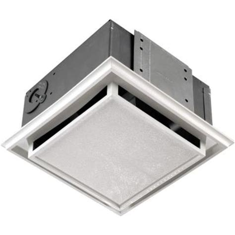 nutone duct free wall ceiling mount exhaust bath fan