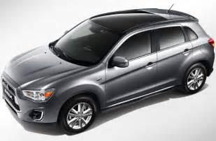 Mitsubishi Asx For Sale Malaysia Mitsubishi Asx Facelift Introduced Rm140k