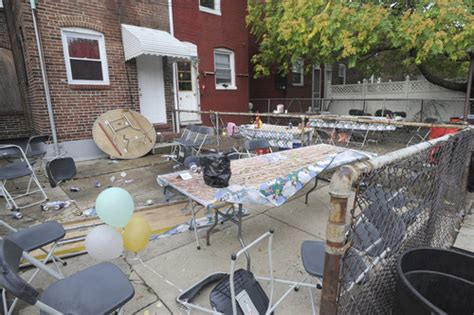 Backyard Cookout Baltimore 17 Shootings In A 2 Mile Radius In One