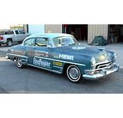 Lee Petty Tribute 1954 Chrysler New Yorker