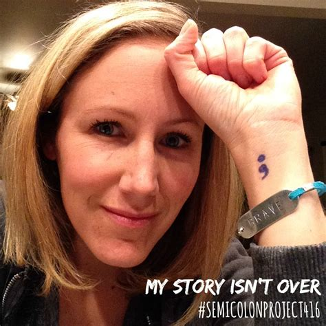 bipolar mom life writing my way through living with my story isn t over semicolonproject416