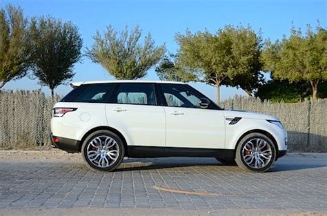 all new range rover sport all new range rover sport review wading