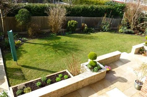 Raised Garden Patio New Patio And Raised Beds In Horsham Landscape Gardening