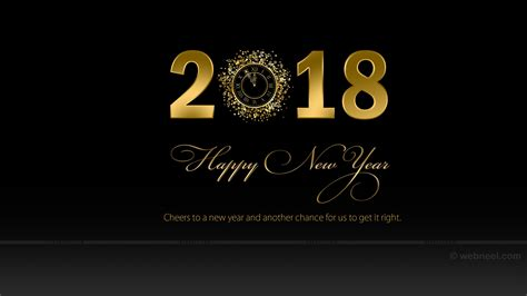hd wallpaper2018new new happy new year 2018 wallpaper 78 images