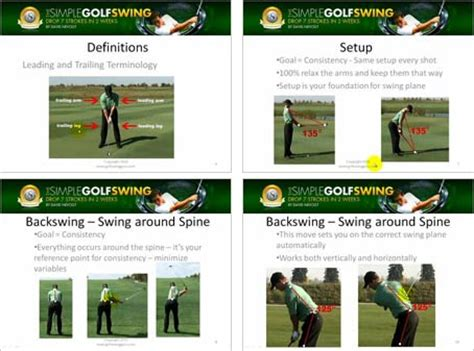 simple golf swing system sitemap e any com