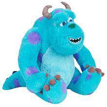 Bantal Sulley Inc Sulley Pillow disney pixar monsters inc character pillow sulley monsters inc disney disney