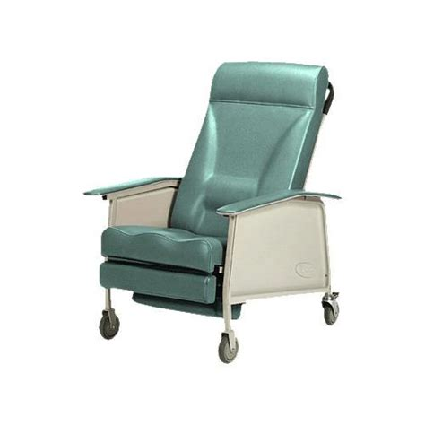 invacare recliner invacare deluxe wide three position recliner medical chairs
