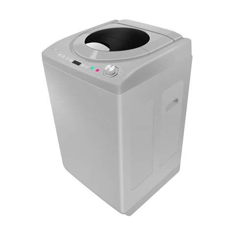 jual polytron mesin cuci 1 tabung zeromatic ruby 7 5kg paw