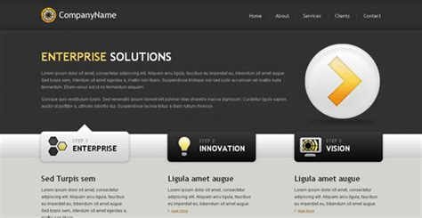website templates for graphic designers 30 free premium css xhtml website templates freebies