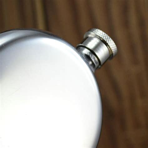 Sale Botol Minum Stainless Shape botol minum wine bir flask hip shape stainless steel 5oz silver jakartanotebook