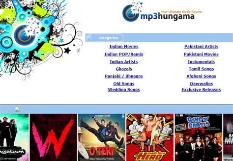 Top 10 Free MP3 Download Websites For Hindi, Punjabi