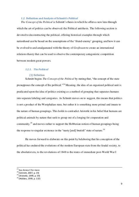 thesis international relations dissertation international relations exles