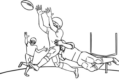 free coloring pages of seahawks