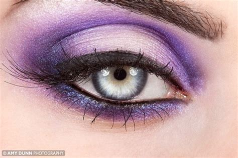 purple eye color purple eyeshadow pretty eye color eyeshadow pinterest