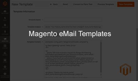 magento community templates magento email templates how to set them up interactone