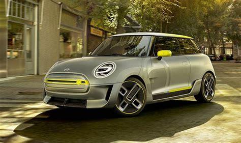 electric cars news mini electric concept 2019 specs