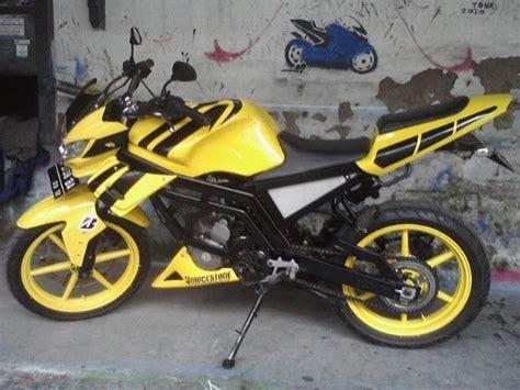 Vixion Hitam Cw 2009 info harga motor jakarta motor jual tiger 2002