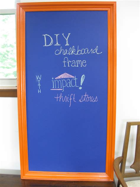 chalkboard paint uneven your message gt impact thrift stores