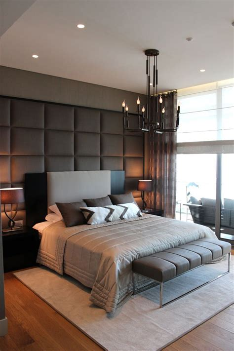 Modern Bed Room by 25 Best Ideas About Masculine Bedrooms On Pinterest Men