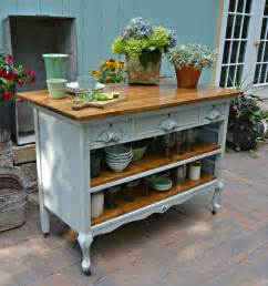 Repurposed Kitchen Island Ideas 15 funky kitchen islands that will make you jump on the repurposing
