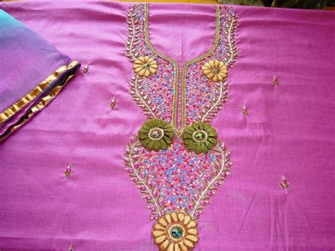 boutique in punjab hand embriodery machine embriodery hand embroidered punjabi salwar suit in sahnewal ludhiana