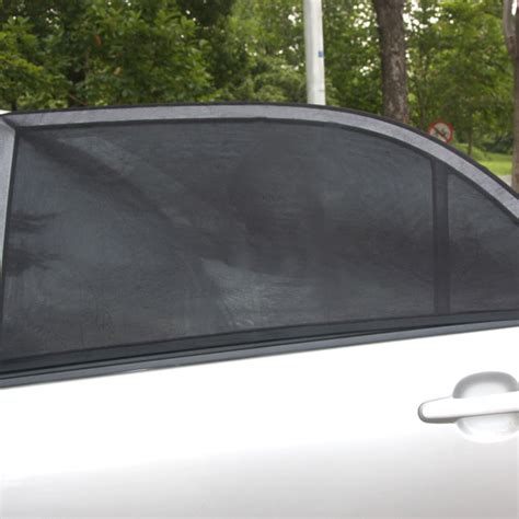 Sun Protection Curtains Encell Universal Car Covers Styling Exterior Accessories Sun Protection Car Sun Visor Curtains