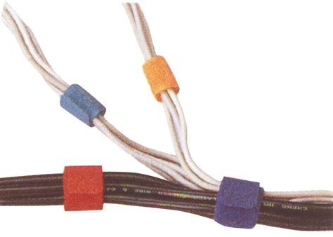 Velcro Cable Clip by Sandberg Cable Organizerkit Velcro Clip 530 81
