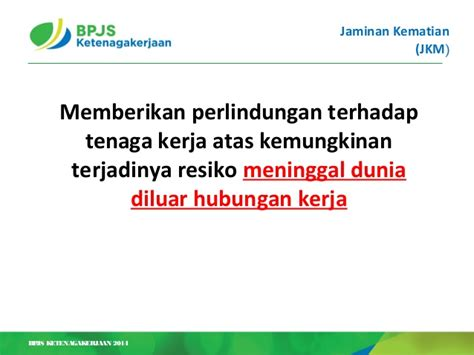 materi bpjs ketenagakerjaan 23042014