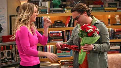penny and leonard relationship timeline big bang theory s kaley cuoco hopes marriage is in the