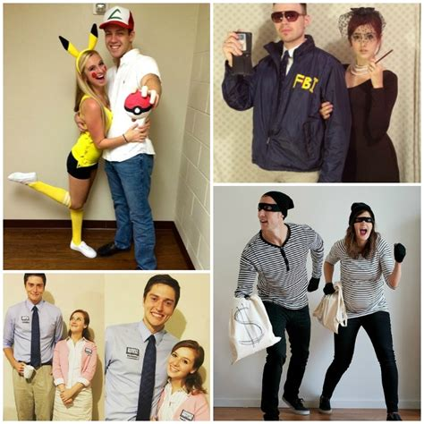 7 Costume Ideas For Couples by 17 Diy Couples Costumes That Will Win