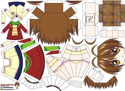 craft drawing paper 040 nagisa by eljoeydesigns on deviantart