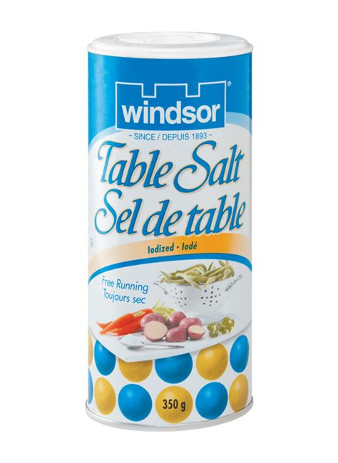 174 Table Salt Iodized Salt