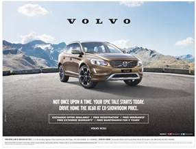 Volvo Ads Volvo Xc60 Car Ad Advert Gallery