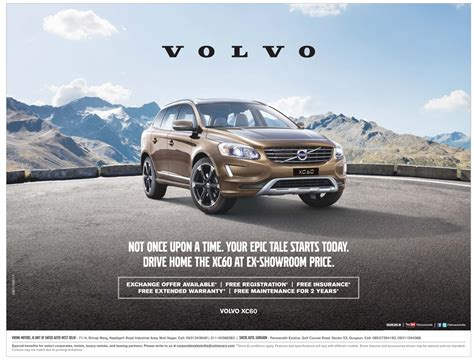 volvo truck ad volvo xc60 car ad advert gallery