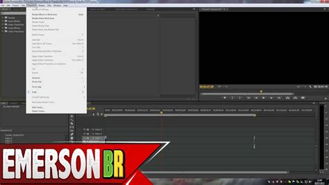 tutorial in adobe premiere cs6 tutorial ativando cuda no adobe premiere pro cs6 youtube