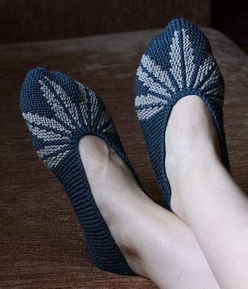 knitting pattern leaf motif slipper knitting patterns in the loop knitting