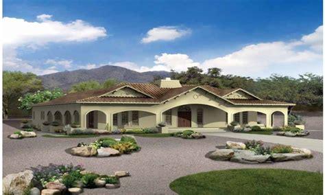 spanish style ranch homes ranch style homes craftsman spanish ranch style house