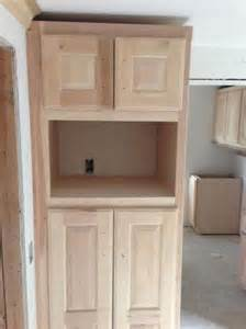 microwave surrounding pantry kitchen ideas