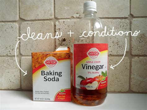 how to unclog a with baking soda and vinegar baking soda and vinegar to clean bathtub drain image