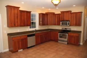 Kitchen Cabinet Uppers Bourbeau Custom Homes Inc
