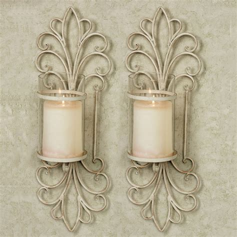 Gold Wall Sconces Simonetta Gold Wall Sconce Pair