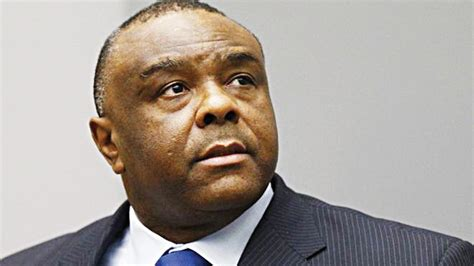 Be Mba by Icc Sentences Drc S Ex Vp Bemba To 18 Years In Prison