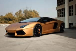 Gold Lamborghini Wallpaper Lamborghini Aventador Prism Gold Global Wallpapers